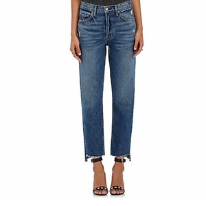 GRLFRND Helena Crop Jeans